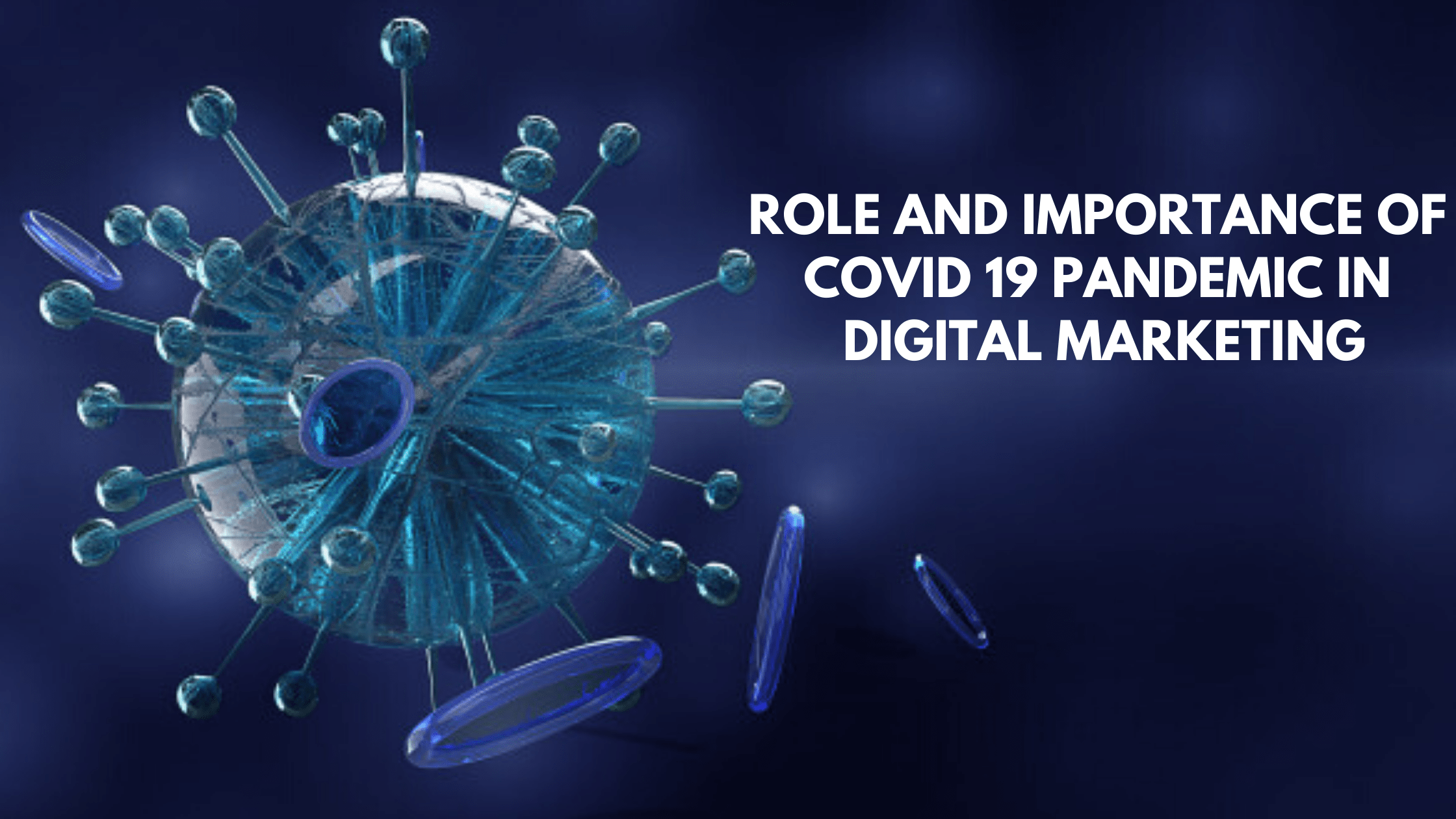 Role and Importance of COVID 19 Pandemic in Digital Marketing
