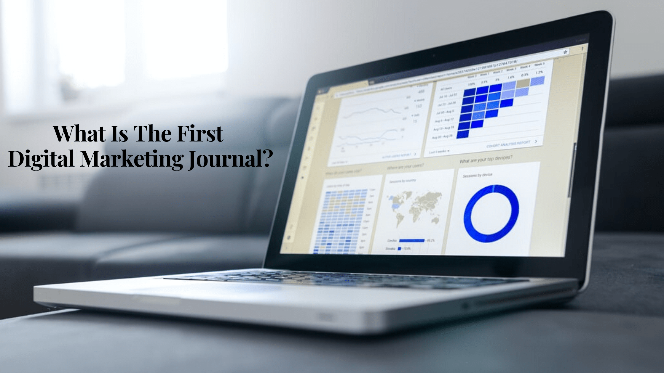 What Is The First Digital Marketing Journal
